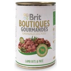 Brit Boutiqoes Gourmandes Lamb Bits & Paté 400 g