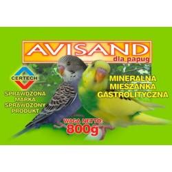 AVISAND mineralna mieszanka gastrolityczna dla papug 800g
