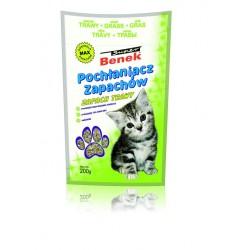 Pochłaniacz zapachów - ZAPACH TRAWY 200 ml SUPER BENEK