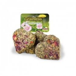 JR Grainless Serce z grochu 105 g