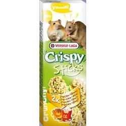 Crispy Sticks - Kolby Popcorn & Miód 2 x 55g