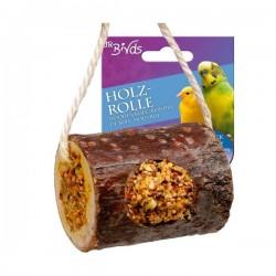 JR Birds Drewniany wałek dla papużek falistych & kanarków 150 g