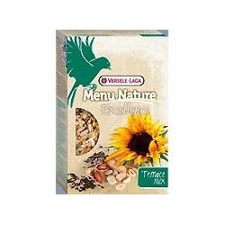 Menu Nature Excellence Terrace Mix 700 g - mieszanka z ołuszczonym słonecznikiem i orzeszkami ( bez resztek w karmniku )