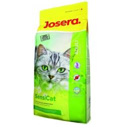 Josera SensiCat 10 kg karma dla kotów wrażliwych