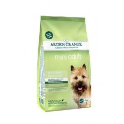 Arden Grange Mini Adult Lamb & Rice 2 kg karma dla psów