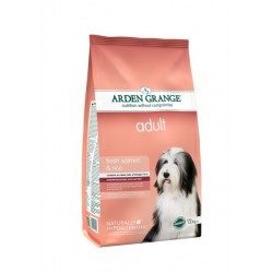 Arden Grange Adult Fresh Salmon & Rice 2 kg karma dla psów