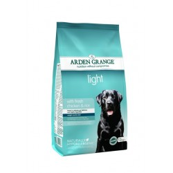 Arden Grange Adult Light Fresh Chicken & Rice 2 kg karma dla psów z nadwagą