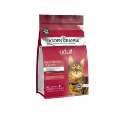 Arden Grange Cat Chicken Grain Free Hypoallergenic 4 kg pokarm dla kotów dorosłych