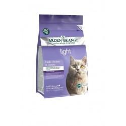 Arden Grange Cat Light Grain Free Hypoallergenic 8 kg dla kotów