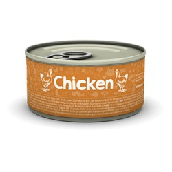 Naturea Chicken 85 g - mokra karma dla kociąt i kotów