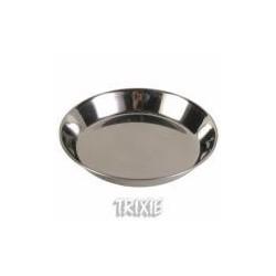 Miska metalowa dla kota 0,2 l/ 13 cm TRIXIE