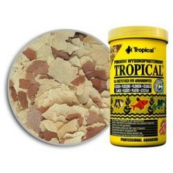 Pokarm płatkowany wysokobiałkowy TROPICAL 12 g TROPICAL
