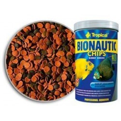 Pokarm BIONAUTIC CHIPS 250 ml / 130 g TROPICAL