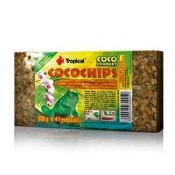 Kokosowe podłoże terrarystyczne COCOCHIPS 500 g TROPICAL