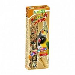 Kolba dla średnich papug z biszkoptami 2 sztuki NESTOR