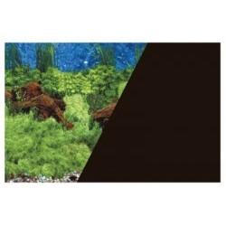 W rulonie dekoracja korzeń/czarny 40/15 cm ZOLUX