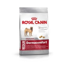 Medium Health Nutrition Dermacomfort 3 kg Royal Canin