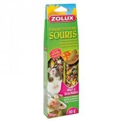 Kolba miodowo-arachidowa dla myszki 2 szt ZOLUX