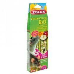 Kolba miodowo-jabłkowa dla szczura 2 szt ZOLUX