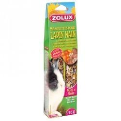 Kolba orzechowo-miodowa dla królika 2 szt ZOLUX