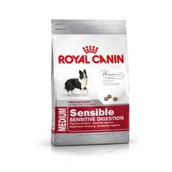 Medium Sensible 25 4kg Royal Canin