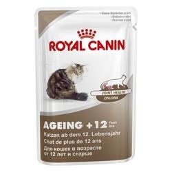 Ageing +12 w sosie 85 g Royal Canin