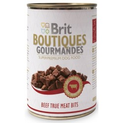 Brit Boutiqoes Gourmandes Beef True Meat Bits 400 g