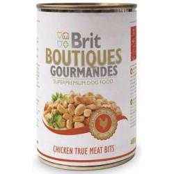 Brit Boutiqoes Gourmandes Chicken True Meat Bits 400 g