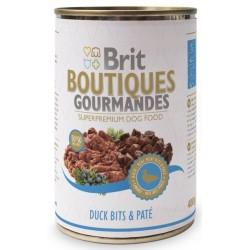 Brit Boutiqoes Gourmandes Duck Bits & Paté 400 g
