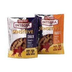 Integra Sensitive Snack indyk + ryż, 200g ANIMONDA